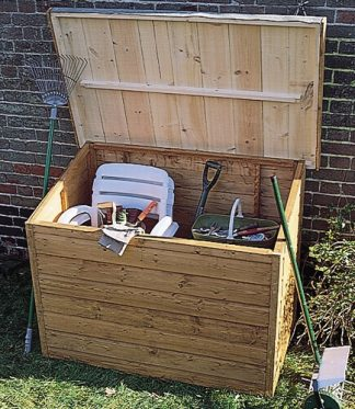 Tool Tidy Shed 4 x 2'6
