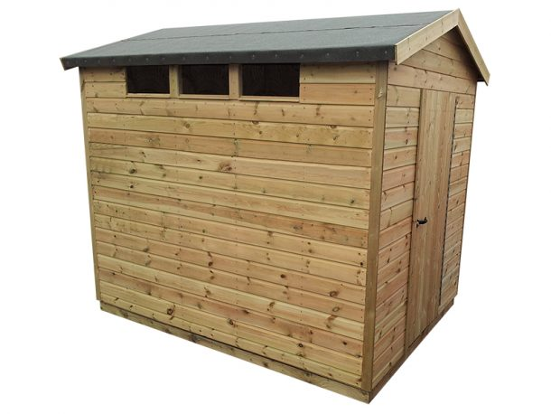 Security Shed 8 x 6