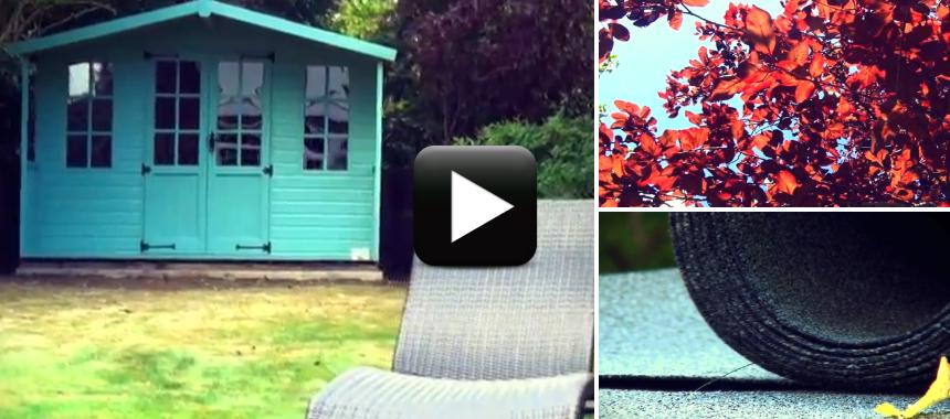 Summer House Install