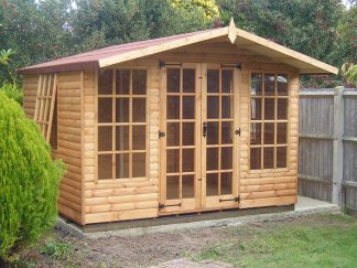 Abinger Summerhouse Shed 7 x 12