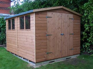 Super Apex Shed 12 x 10