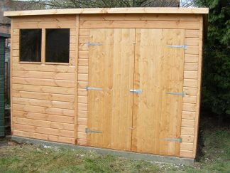 Super Pent Shed 10 x 6