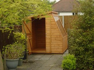 Solar Potting Shed 8 x 5