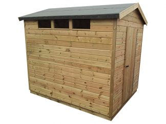 Security Shed 12 x 8