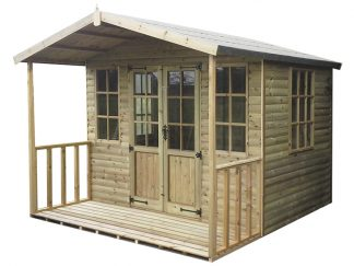 Summerhouse Sheds